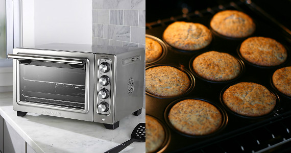 Win a KitchenAid Compact Oven