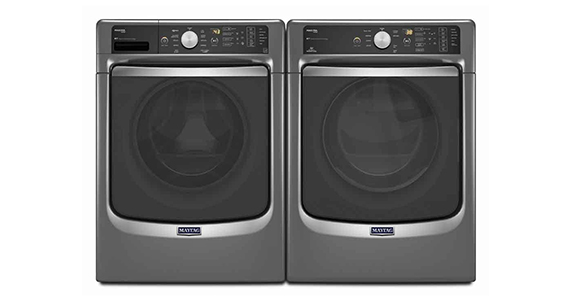 Win a Maytag Washer & Dryer Set