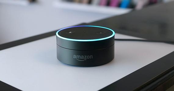 Win an Echo Dot