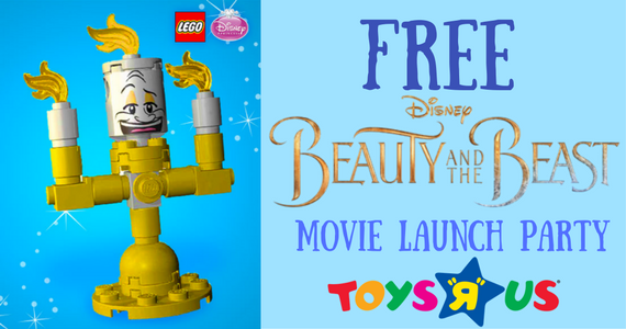 Free Beauty and the Beast Movie Event