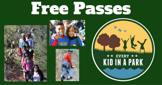 Free National Park Pass for 4th Graders