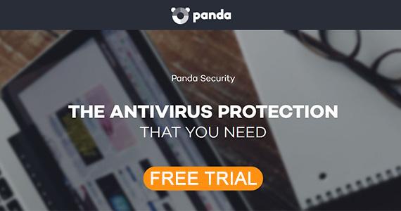 Free Panda Antivirus Trial