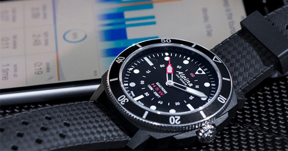 Win an Alpina Seastrong Horological Smartwatch