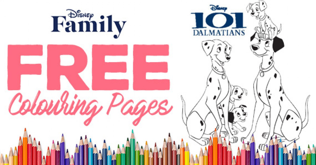 101 Dalmatians coloring pages on Coloring-Book.info | 628x1200