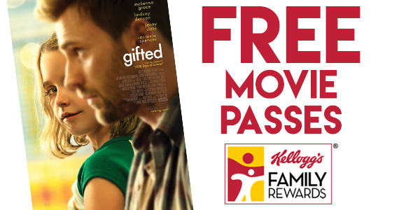 "Free Advanced Screening Tickets to ""Gifted"""
