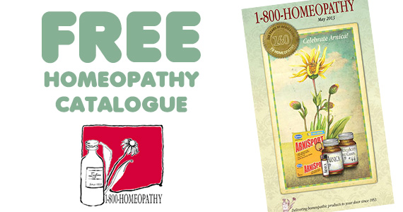 Free Homeopathy Catalogue