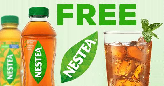 Free Bottle of Nestea Iced Tea