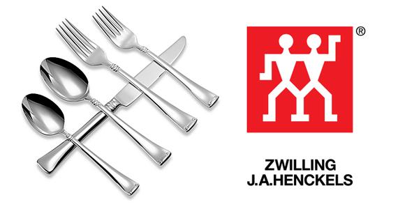Win a Henckels Flatware Set