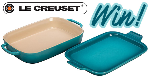Win a Le Creuset Dish from Leite's Culinaria