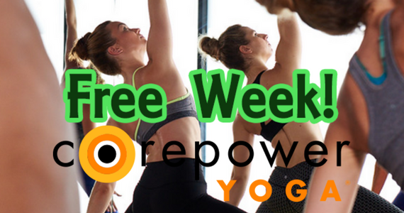 Try One Free Week of Yoga