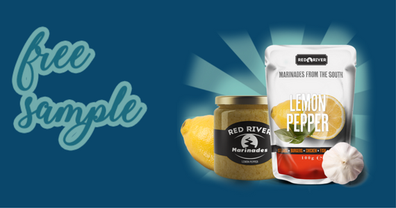 Free Sample of Red River Marinades