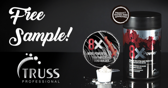 Free Sample of TRUSS Hair Care