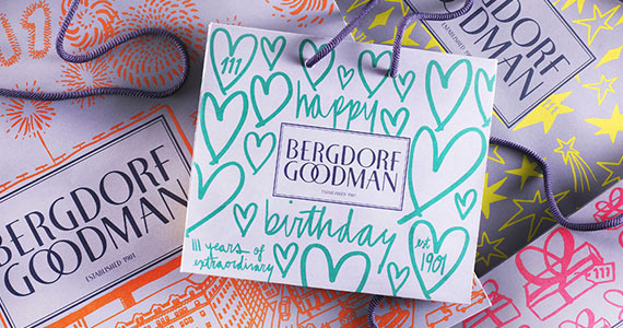 Win a Bergdorf Goodman Shopping Spree