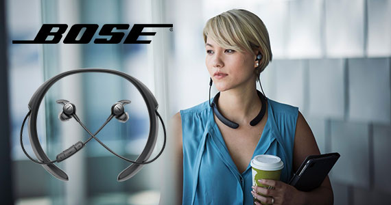 Win a Pair of Bose Heaphones