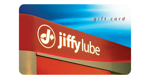 Win a $100 Jiffy Lube Gift Card