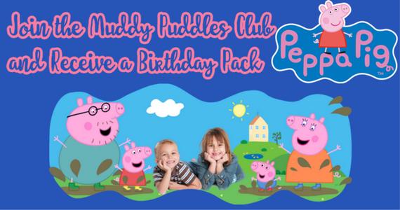Free Peppa Pig Goodies