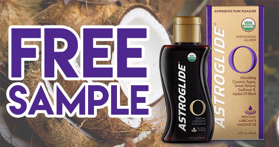Free Sample of Astroglide O
