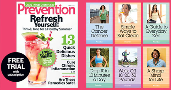 Free Prevention Trial Issue