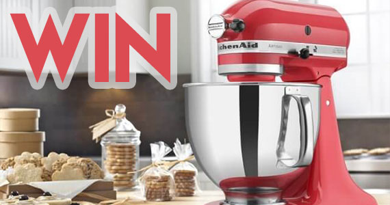 Win a Mixer from Steamy Kitchen