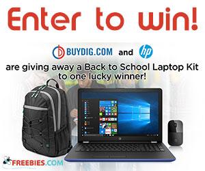 Win A Back to School Laptop Kit