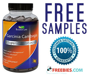 Free Sample from Biogreen Lab Supplements
