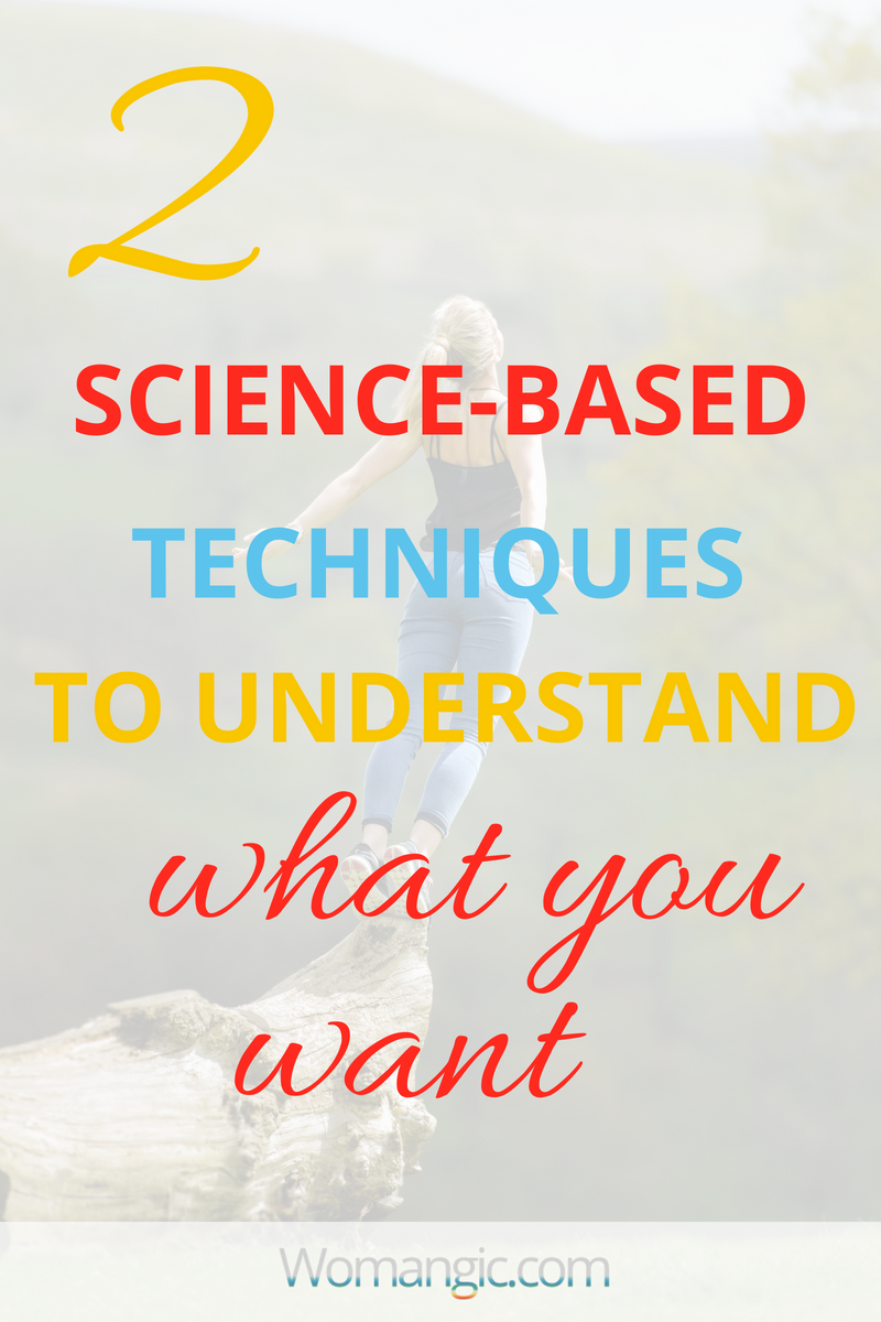 Can't decide? 2 science-based techniques to understand what you want