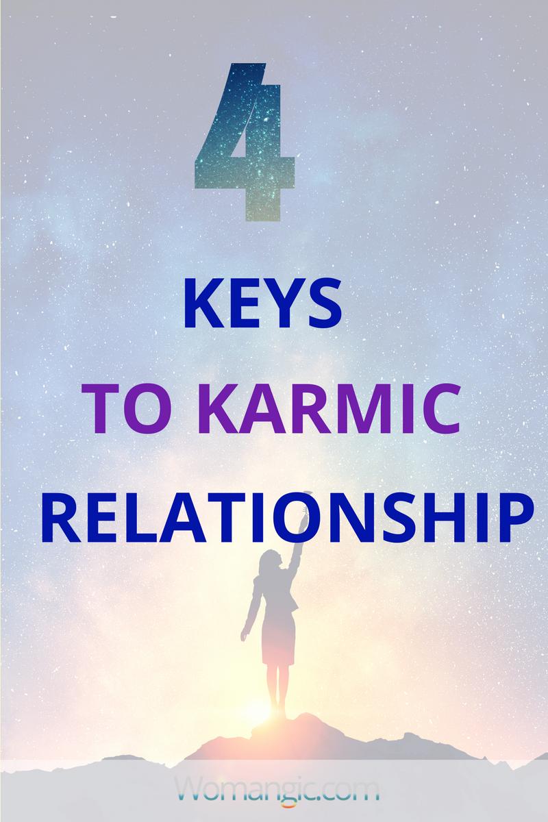 true definition of karma