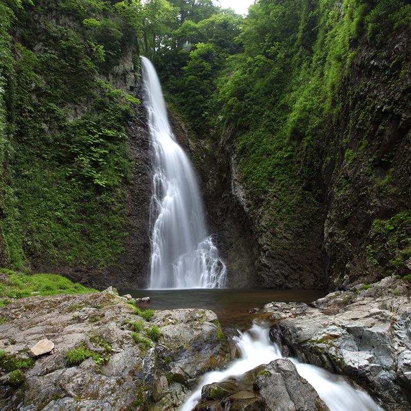 Anmon-no-Taki Waterfall