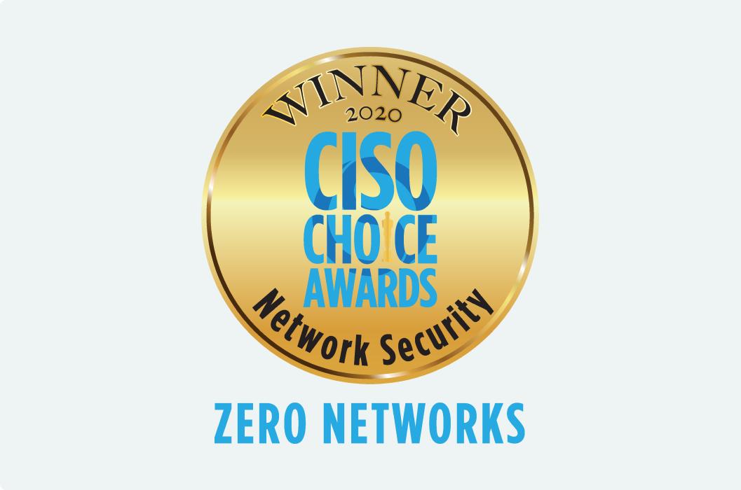 ciso choice award