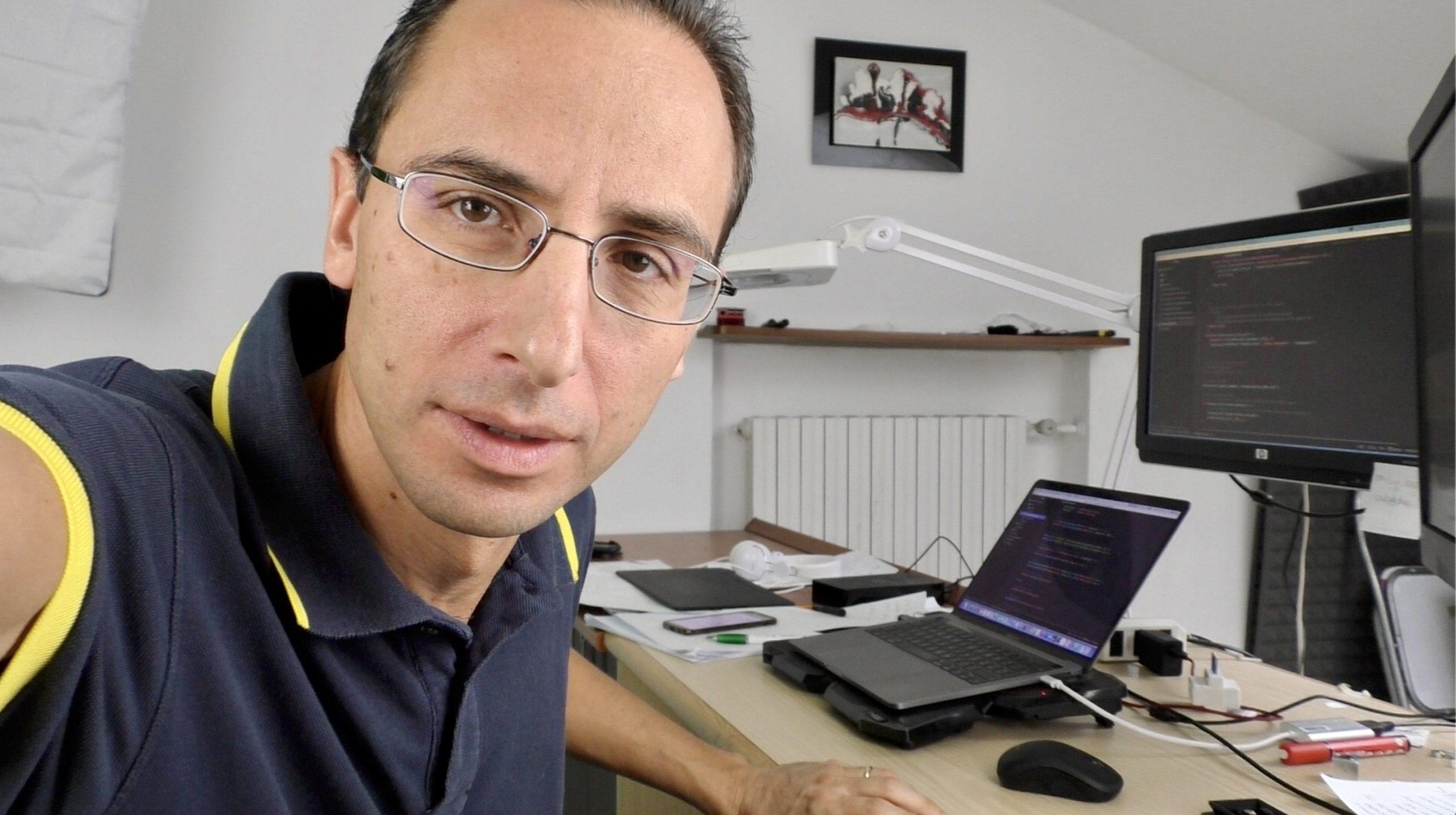 Luciano Colombo Genitoriz