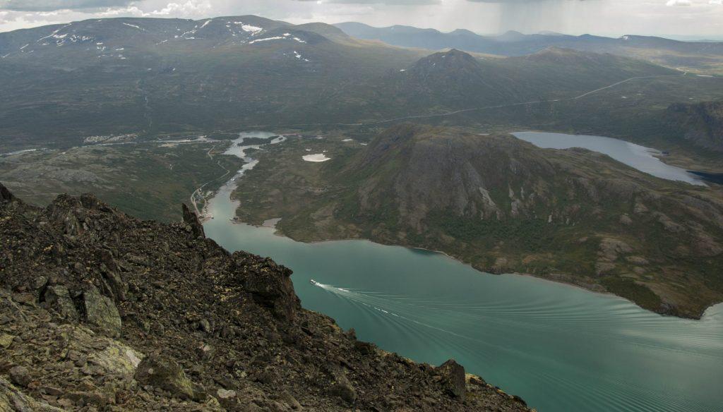 Besseggen hike – Gjendebåten ©Jotunheimen Travel