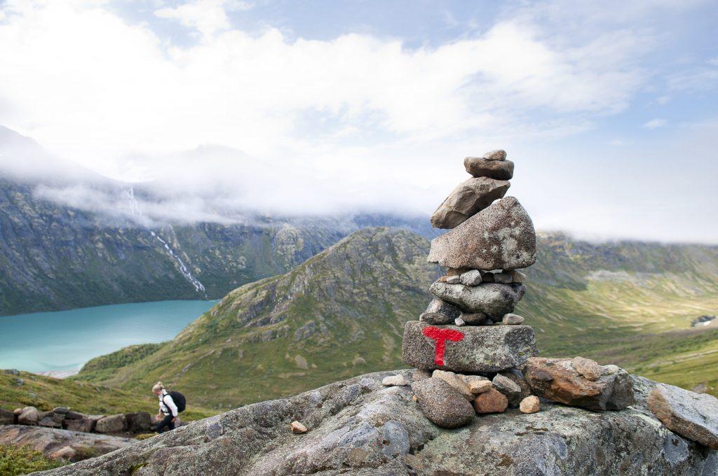 Besseggen – Visit Norway, Chris Arnesen