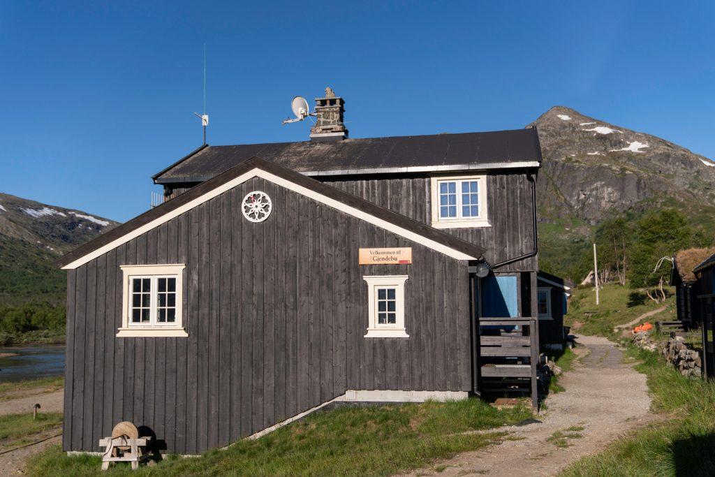 Gjendebu-to.Torfinnsbu – Svartdalen – Yngve Ask (9)