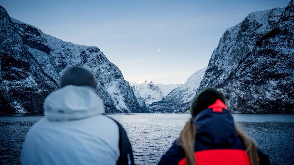 Fjord cruise ©Visit Flåm
