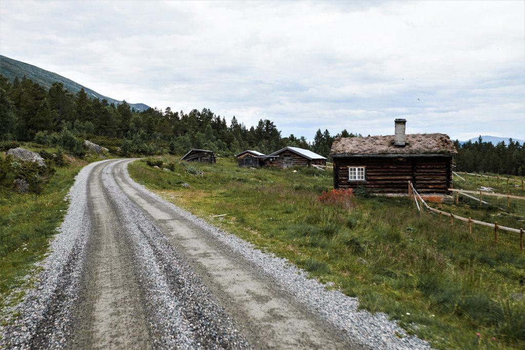 Lemonsjøen – Ruten – Mjølkevegen – Petter Olsen (2)
