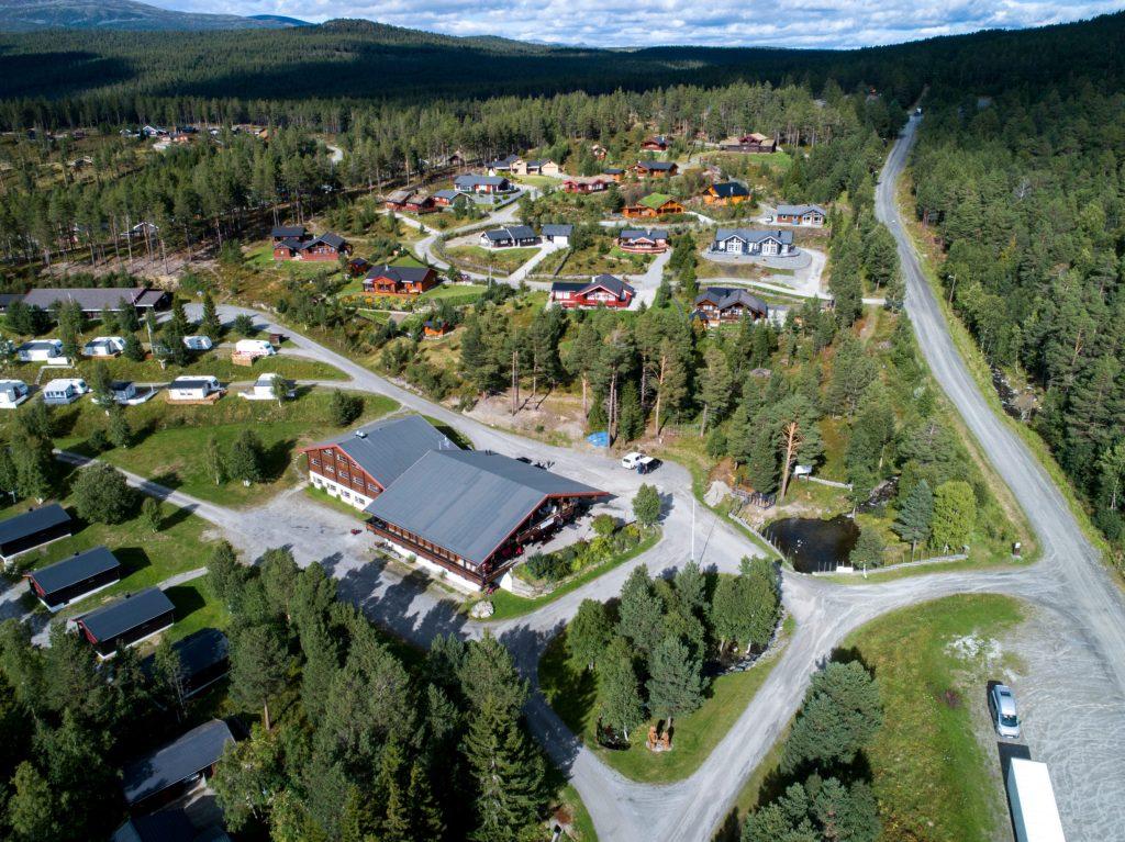Trolltun Tour de Dovre roundtrip. Provided by Dovrefjell Adventures.