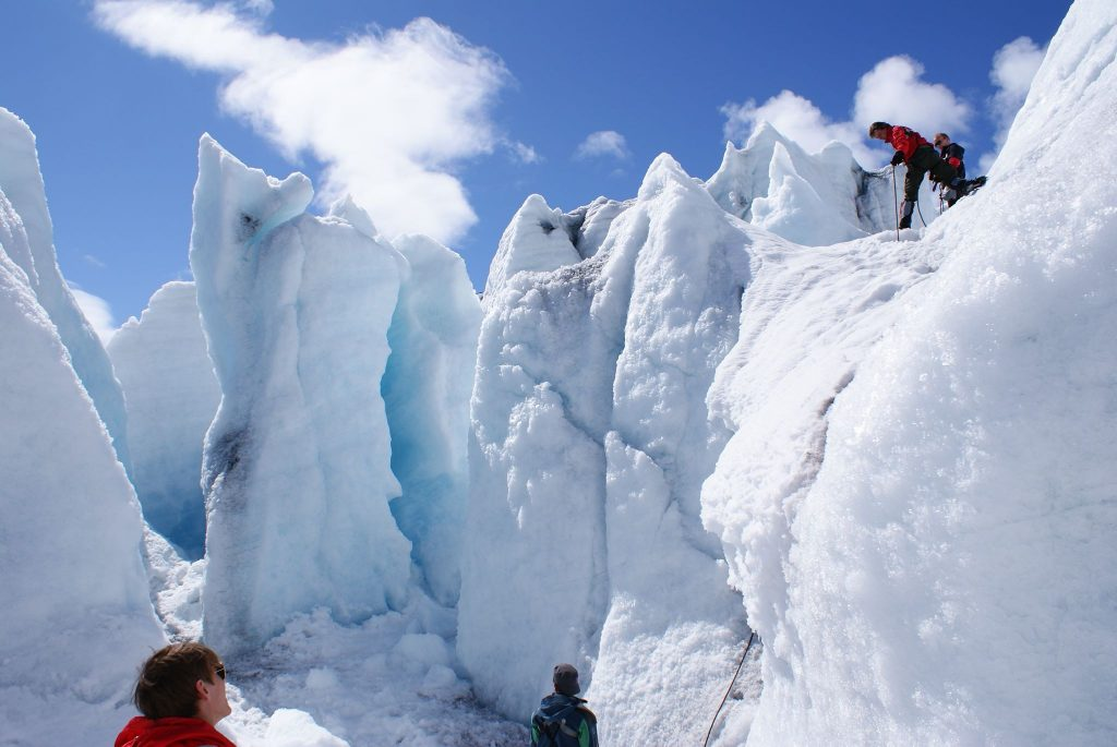 Svellnosbreen ©Spiterstulen bre- og fjellføring