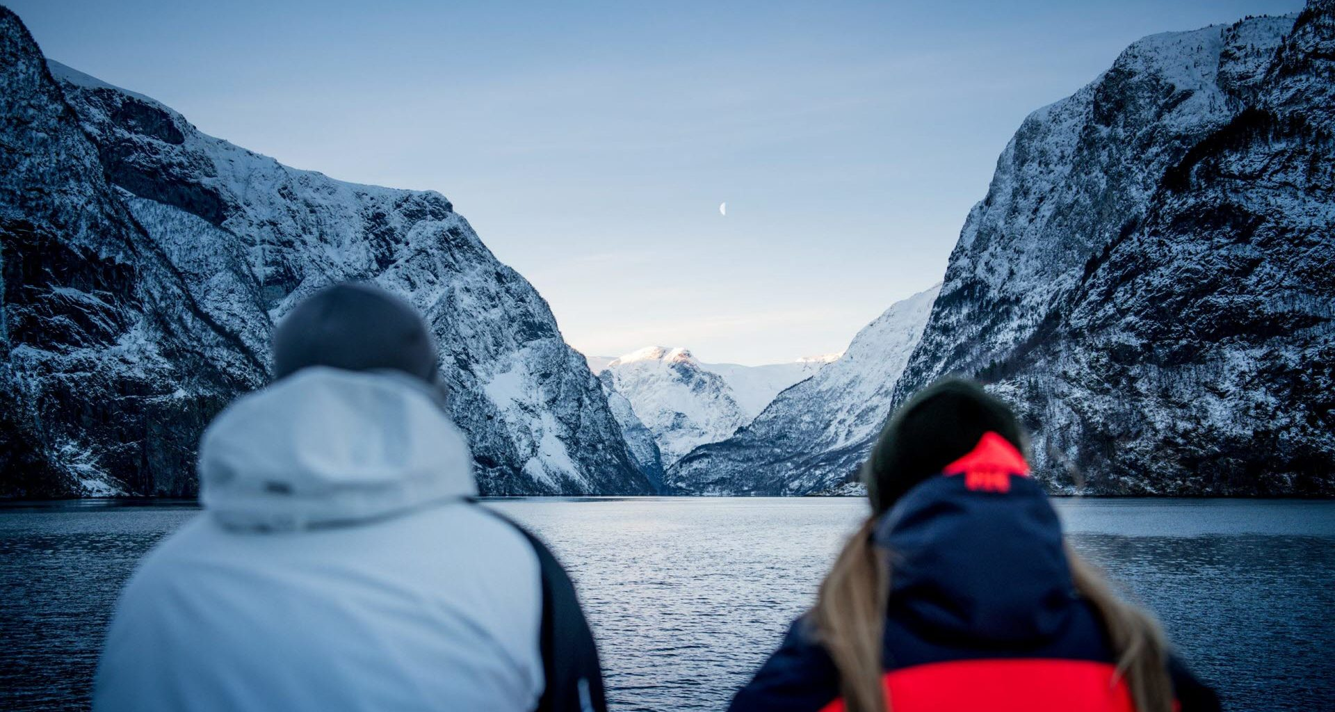 In the Middle of Snowhere – Photo: Visit Flåm