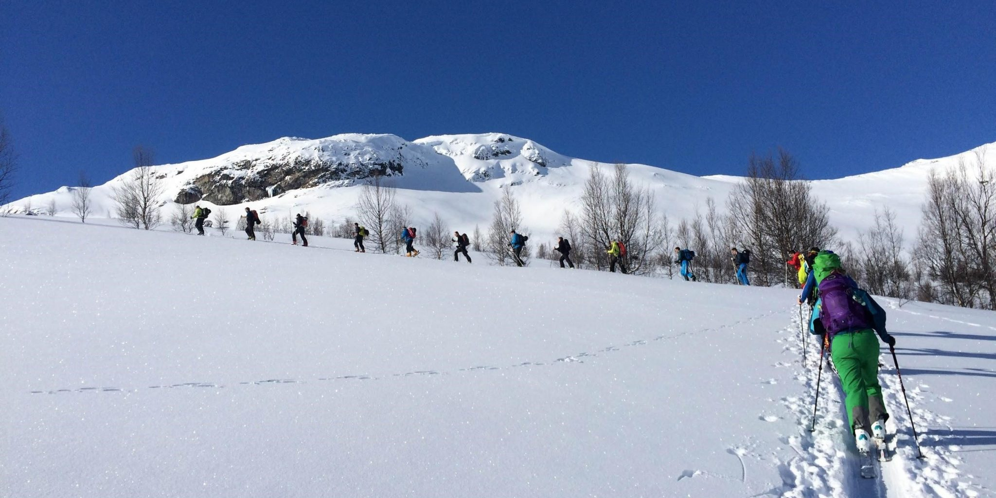 Tyin Aktiv Ski Touring 1