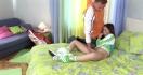 Erotik Clip Amateurluder vom Stiefvater gefickt