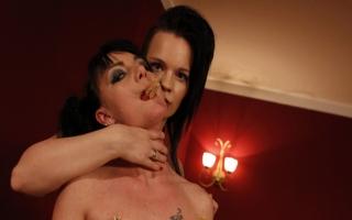 Lesbian dark fantasy