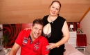 reife Dame - Beispielloses Erotik Video Oma