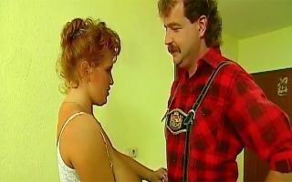 Geile Oma geil auf BDSM Sex