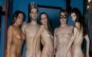 Privater Gang Bang Porno mit spermageilen Girls aus Austria