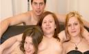 Gruppensex mit perversen Typen
