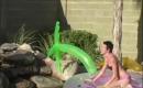 Fickvideo Scharfe Muschi steht auf Megaorgasmus
