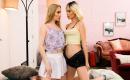 It's Okay, We're Just STEP-Sisters! Emma Starletto & Jessie Saint