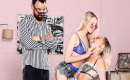 Cum-Swap Cuties: Chloe Temple & Lily Larimar