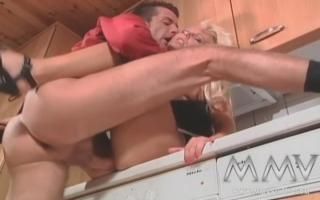 Deutsches Pornovideo Granny beim es ficken