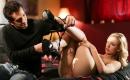 Erotik Clip - Hartes Sexvideo mit blonder Lady